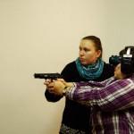Zvuková střelba z pistole