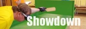 Showdownový oddíl odkaz