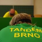 Tandem Brno hrál letos velmi dobře
