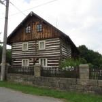 Dřevěnice v Nosálově