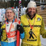 Naši šampioni Ivoš a Petr