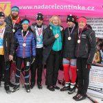 Naši s medailemi