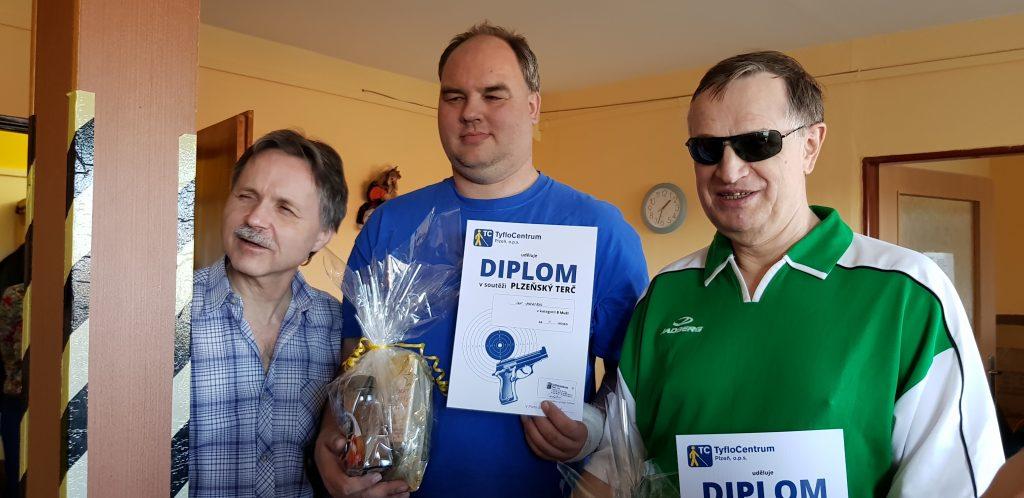 Plzeňský terč 2018 - vítězové