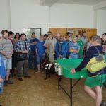 Společné zahájení turnajů