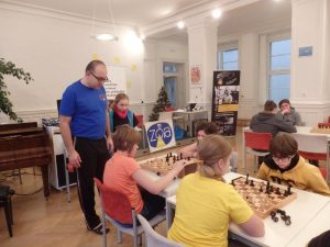 Dětské šachy